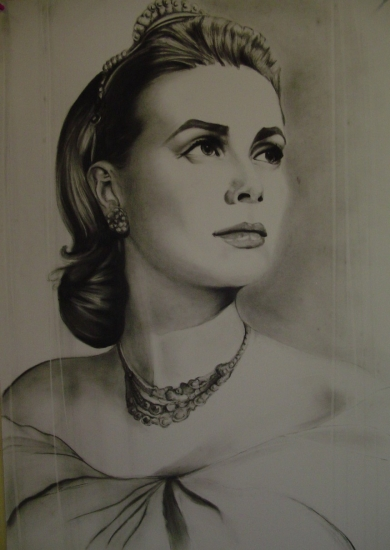 Grace Kelly by edwood.zero